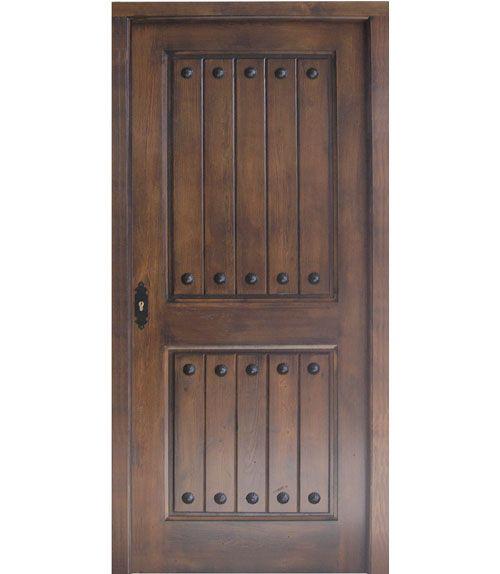 Puertas de valera puertas y ventanas de madera - Puertas de exterior rusticas ...
